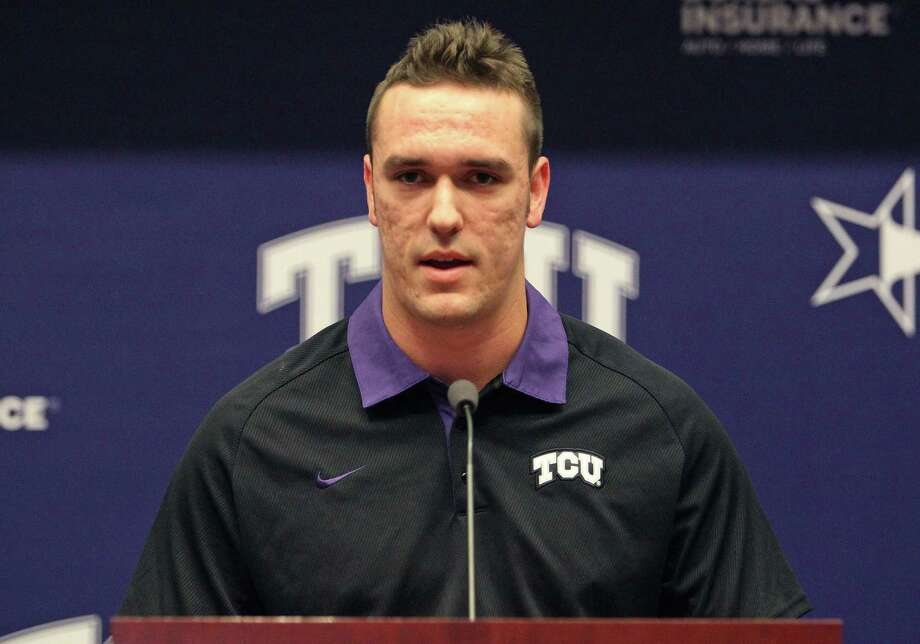 "TCU QB Casey Pachall says he is ""grateful"" for the struggles he endured for three months while in rehab."