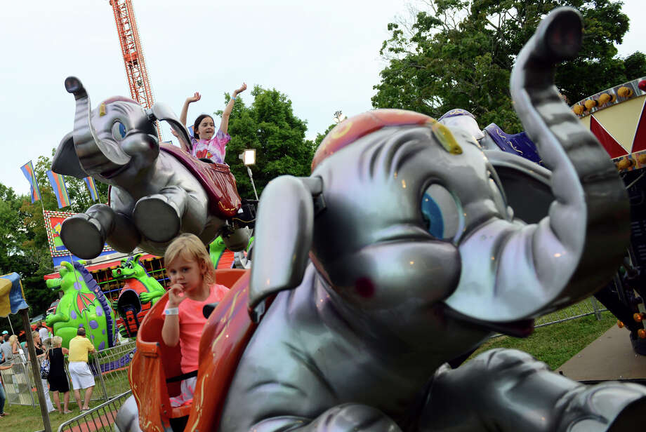 The 81st Annual Easton Fireman's Carnival heads back to Easton on FridayandSaturday. Find out more. Photo: Christian Abraham / Connecticut Post