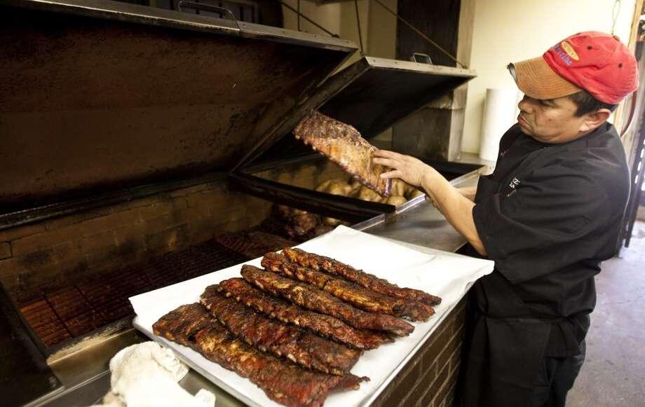 Pizzitola's Photo: Nick De La Torre, Houston Chronicle