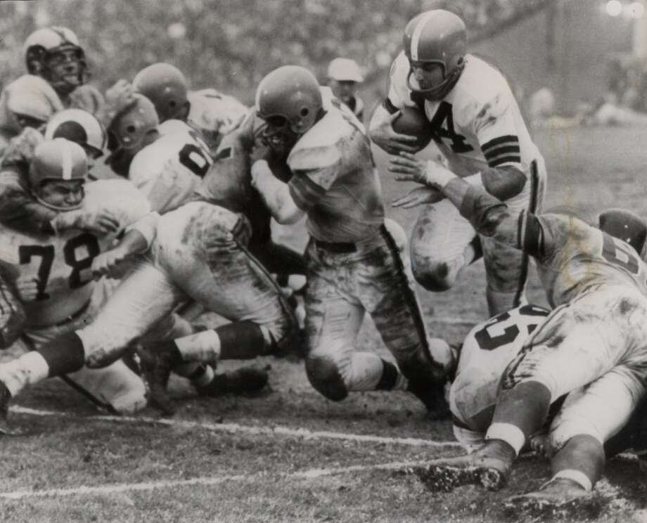 Los Angeles Rams A great sports rivalry that was dulled by the move to St. Louis. Photo: United Press International