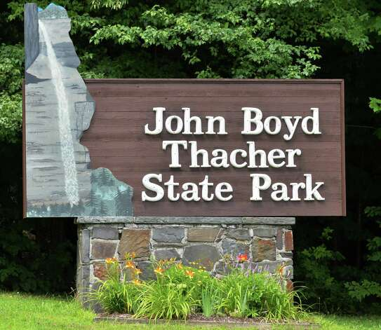 Plan would combine Thompson39;s Lake, Thacher state parks  Times Union