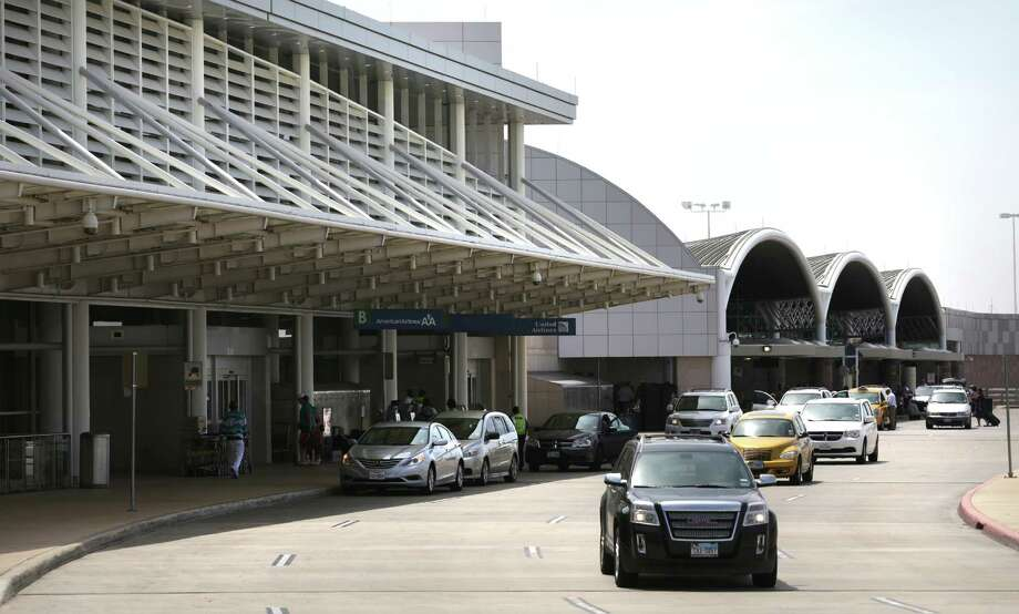 Ongoing renovations at Terminal A, right, of the San Antonio International Airport will help make the two terminals feel like one, reflecting same interior design themes, on Tuesday, July 30, 2013. Photo: Bob Owen, San Antonio Express-News / © 2012 San Antonio Express-News