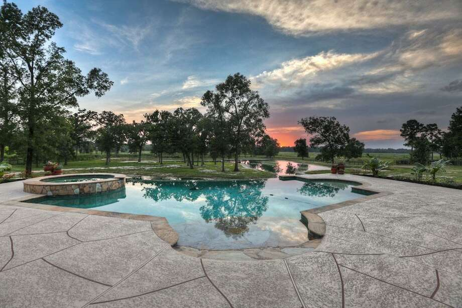 The pool and spa will give you room to relax.See the listing here