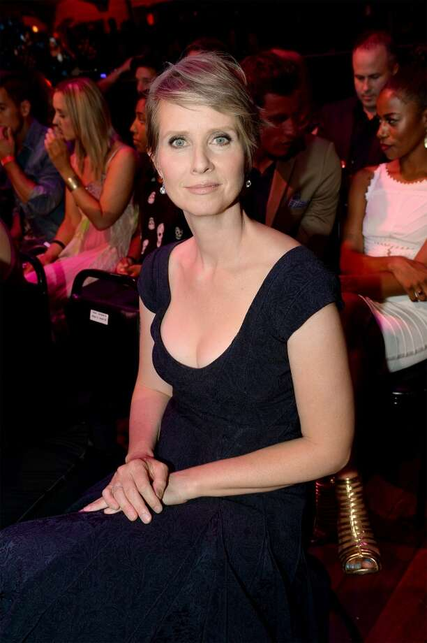 Actress Cynthia Nixon attends the DoSomething.org and VH1's 2013 Do Something Awards at Avalon on July 31, 2013 in Hollywood, California.  (Photo by Michael Buckner/Getty Images for VH1) Photo: Michael Buckner, Getty Images For VH1