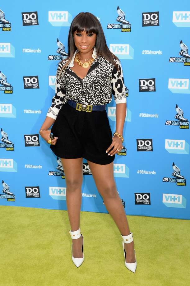 Singer/actress Jennifer Hudson arrives at the DoSomething.org and VH1's 2013 Do Something Awards at Avalon on July 31, 2013 in Hollywood, California.  (Photo by Jason Merritt/Getty Images) Photo: Jason Merritt, Getty Images