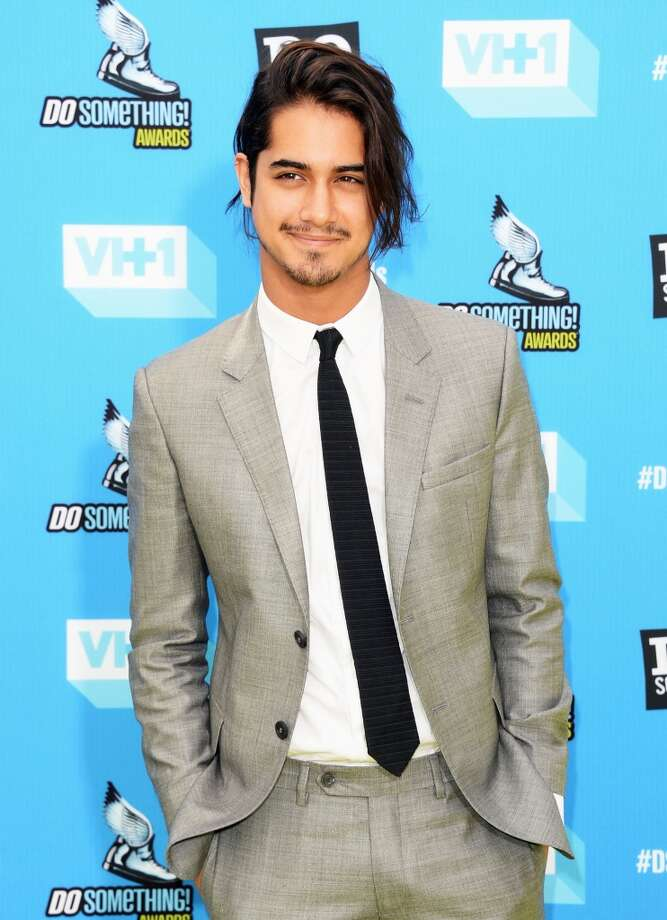 Actor Avan Jogia arrives at the DoSomething.org and VH1's 2013 Do Something Awards at Avalon on July 31, 2013 in Hollywood, California.  (Photo by Jason Merritt/Getty Images) Photo: Jason Merritt, Getty Images