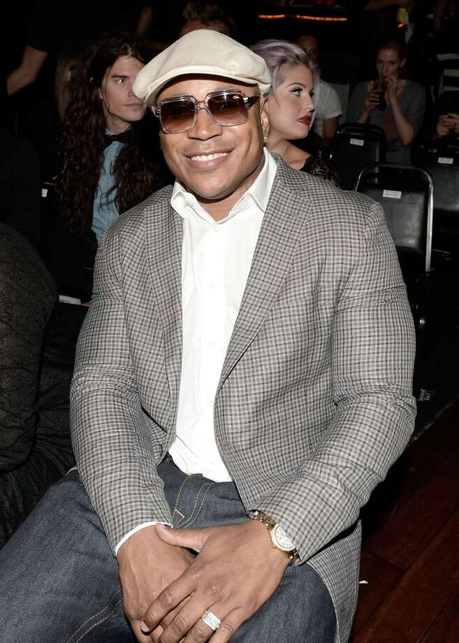 LL Cool J attends the DoSomething.org and VH1's 2013 Do Something Awards at Avalon on July 31, 2013 in Hollywood, California.  (Photo by Kevin Winter/Getty Images for VH1) Photo: Kevin Winter, Getty Images For VH1