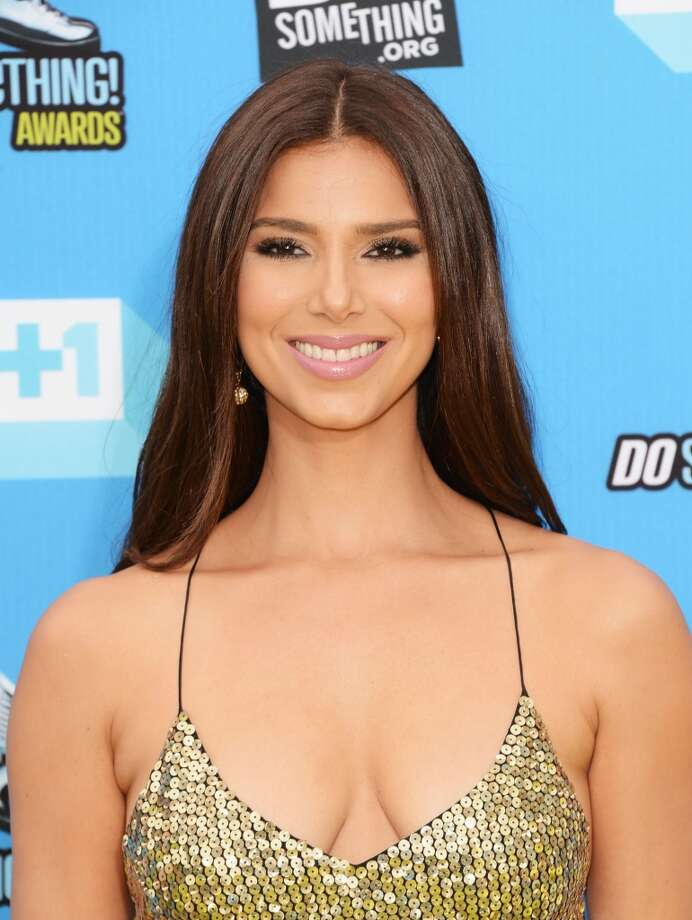 Actress Roselyn Sanchez arrives at the DoSomething.org and VH1's 2013 Do Something Awards at Avalon on July 31, 2013 in Hollywood, California.  (Photo by Jason Merritt/Getty Images) Photo: Jason Merritt, Getty Images