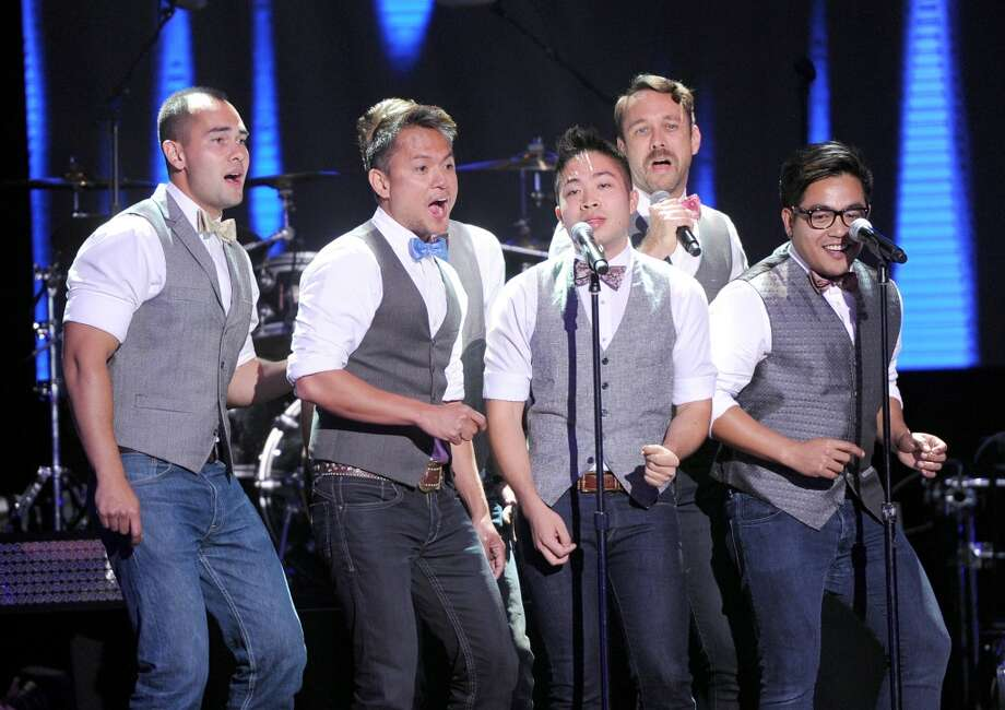 The Gay Men's Chorus of Los Angeles performs onstage at the DoSomething.org and VH1's 2013 Do Something Awards at Avalon on July 31, 2013 in Hollywood, California.  (Photo by Kevin Winter/Getty Images) Photo: Kevin Winter, Getty Images