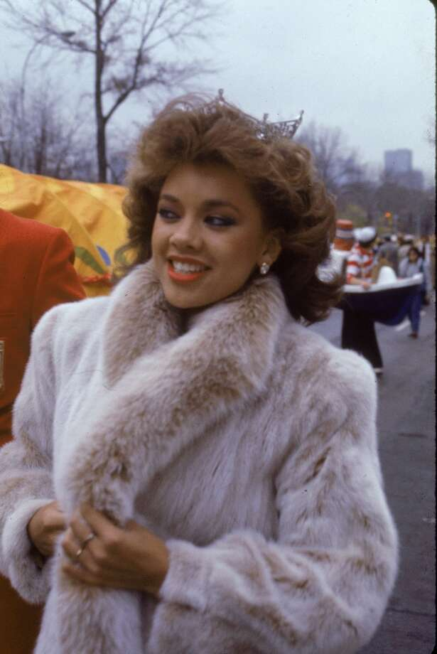 Vanessa Williams in 1983 Photo: Tom Gates, Getty Images