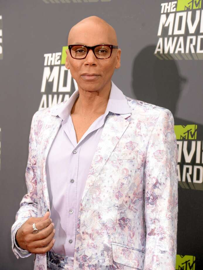 RuPaul in 2013 Photo: Jeff Kravitz, FilmMagic