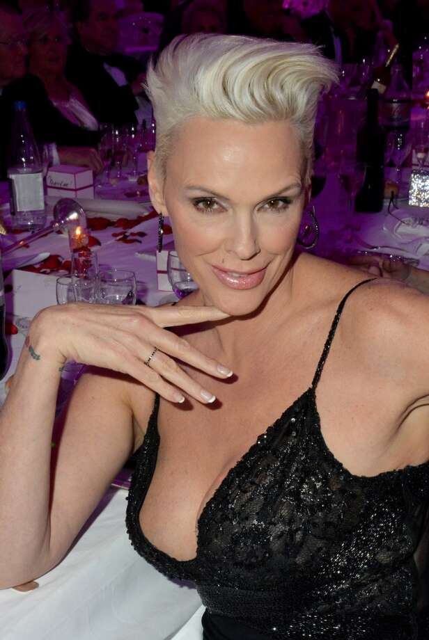 Brigitte Nielsen in 2012 Photo: Foc Kan, WireImage