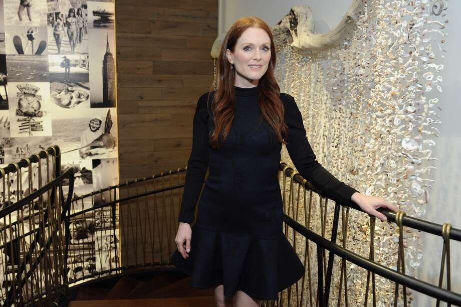 Julianne Moore in 2013 Photo: Craig Barritt