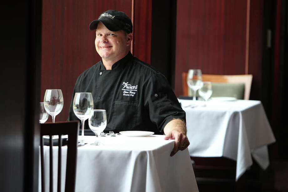 Del Frisco's Chef Steve Haug is offering a $45 three-course menu.  The restaurant is located at 5061 Westheimer. For a complete list of Houston Restaurant Weeks restaurants, as well as menus and maps, go to houstonrestaurantweeks.com. Photo: Mayra Beltran, Houston Chronicle / © 2013 Houston Chronicle