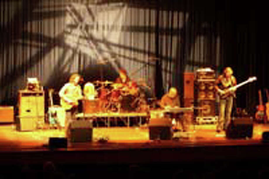 Revel in some country rock Sunday when Pure Prairie League takes the stage at the Fairfield Theatre Co. Photo: Contributed Photo / Fairfield Citizen