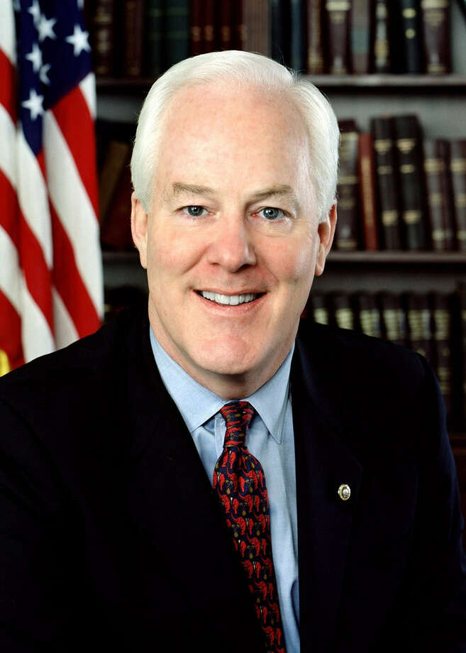 Sen. John Cornyn is the Senate minority whip and sits on the Senate judiciary and finance panels. Photo: Courtesy