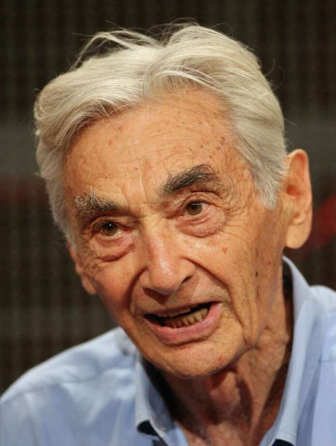 """Howard Zinn's """"A People's History of the United States"""" stirred the ire of Purdue's president. Photo: File Photo, Getty Images"""