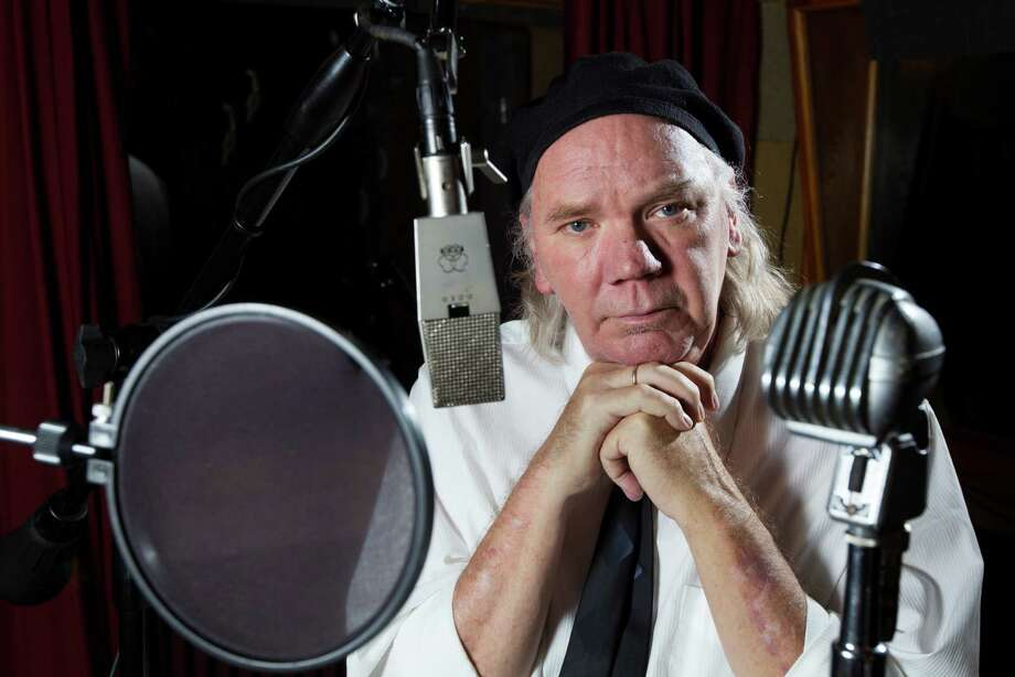 """Eric Taylor made about a dozen trips from his home outside Weimar to Rock Romano's Red Shack Studio in the Heights to record """"Studio 10."""" Photo: J. Patric Schneider, Freelance / © 2013 Houston Chronicle"""