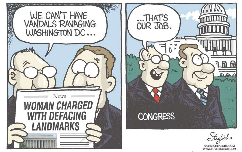 Federal follies