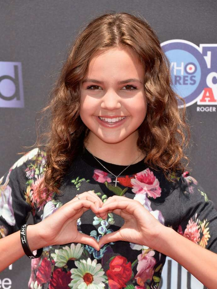 Actress Bailee Madison attends CW Network's 2013 Young Hollywood Awards presented by Crest 3D White and SodaStream held at The Broad Stage on August 1, 2013 in Santa Monica, California.  (Photo by Frazer Harrison/Getty Images) Photo: Frazer Harrison, Getty Images