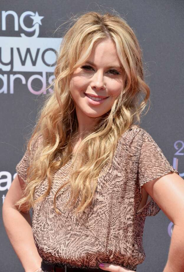 Olympic Gold Medalist Figure Skater Tara Lipinski attends CW Network's 2013 Young Hollywood Awards presented by Crest 3D White and SodaStream held at The Broad Stage on August 1, 2013 in Santa Monica, California.  (Photo by Frazer Harrison/Getty Images) Photo: Frazer Harrison, Getty Images