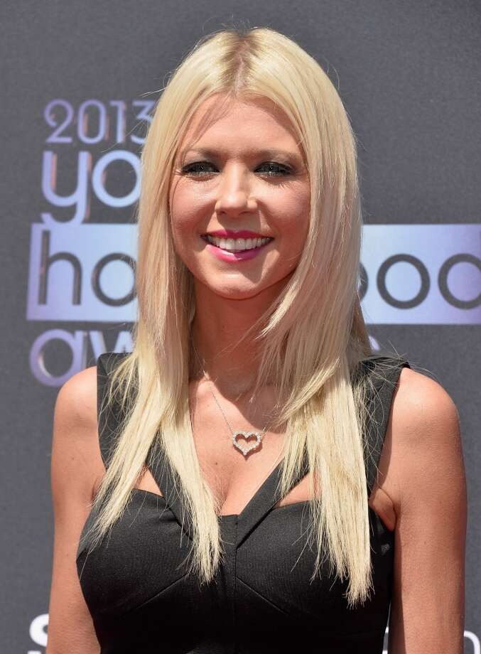 Actress Tara Reid attends CW Network's 2013 Young Hollywood Awards presented by Crest 3D White and SodaStream held at The Broad Stage on August 1, 2013 in Santa Monica, California.  (Photo by Frazer Harrison/Getty Images) Photo: Frazer Harrison, Getty Images