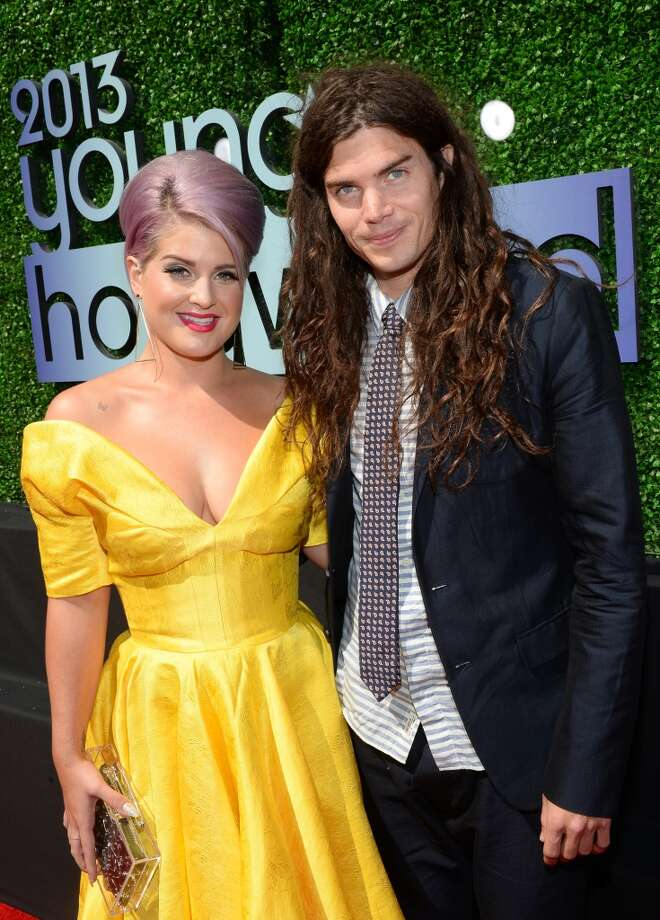 TV personality Kelly Osbourne and Matthew Mosshart attend CW Network's 2013 Young Hollywood Awards presented by Crest 3D White and SodaStream held at The Broad Stage on August 1, 2013 in Santa Monica, California.  (Photo by Michael Buckner/Getty Images for PMC) Photo: Michael Buckner
