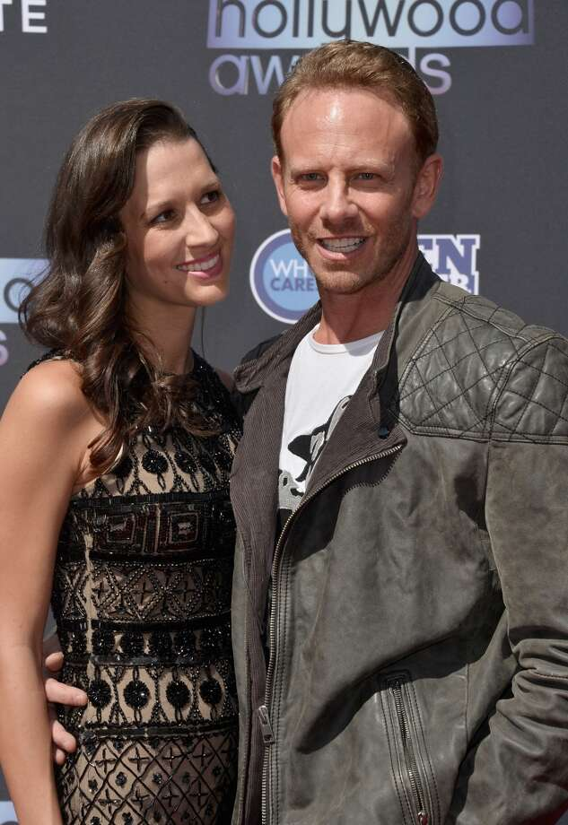 Actor Ian Ziering (R) and Erin Kristine Ludwig attend CW Network's 2013 2013 Young Hollywood Awards presented by Crest 3D White and SodaStream held at The Broad Stage on August 1, 2013 in Santa Monica, California.  (Photo by Frazer Harrison/Getty Images) Photo: Frazer Harrison, Getty Images