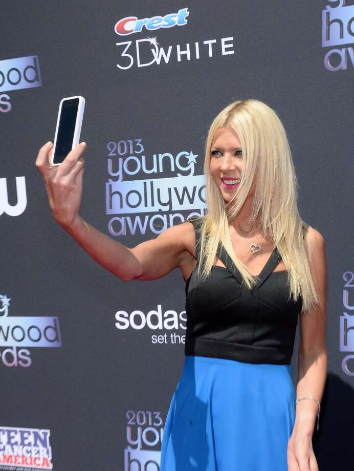 Actress Tara Reid attends CW Network's 2013 Young Hollywood Awards presented by Crest 3D White and SodaStream held at The Broad Stage on August 1, 2013 in Santa Monica, California.  (Photo by Michael Buckner/Getty Images for PMC) Photo: Michael Buckner