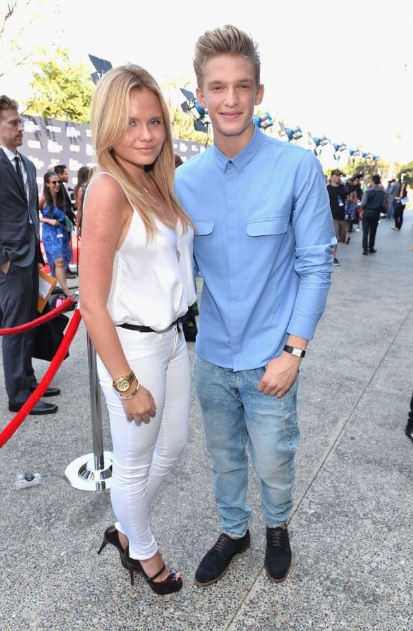 Alli Simpson (L) and singer Cody Simpson attend CW Network's 2013 Young Hollywood Awards presented by Crest 3D White and SodaStream held at The Broad Stage on August 1, 2013 in Santa Monica, California.  (Photo by Alberto E. Rodriguez/Getty Images for PMC) Photo: Alberto E. Rodriguez