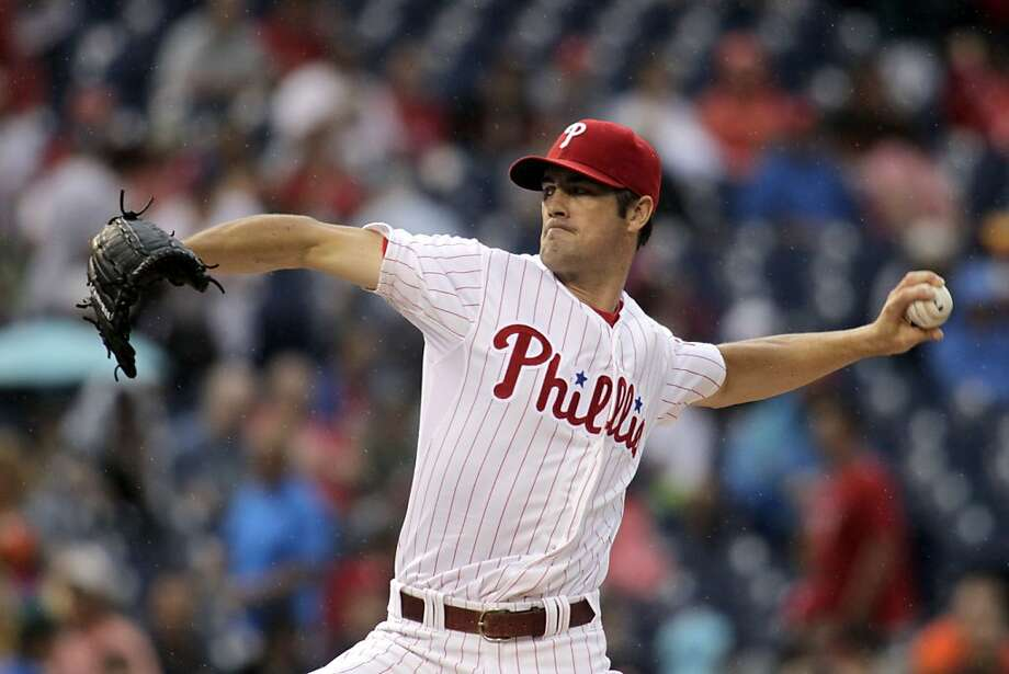 No. 23 – Cole HamelsPitcher | Philadelphia Phillies$23.5 million Photo: H. Rumph Jr, Associated Press