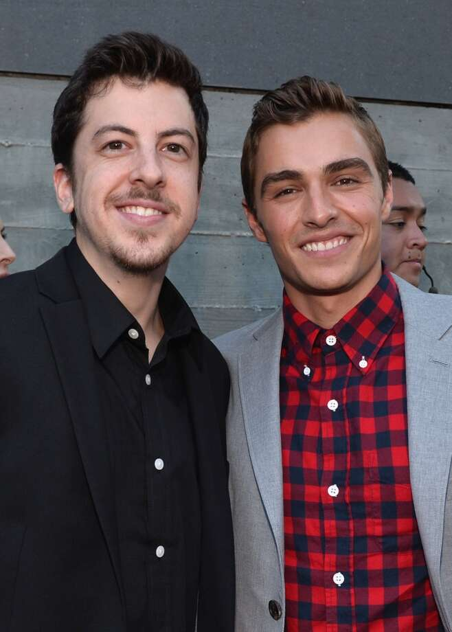 Actors Christopher Mintz-Plasse (L) and Dave Franco attend CW Network's 2013 Young Hollywood Awards presented by Crest 3D White and SodaStream held at The Broad Stage on August 1, 2013 in Santa Monica, California.  (Photo by Alberto E. Rodriguez/Getty Images for PMC) Photo: Alberto E. Rodriguez