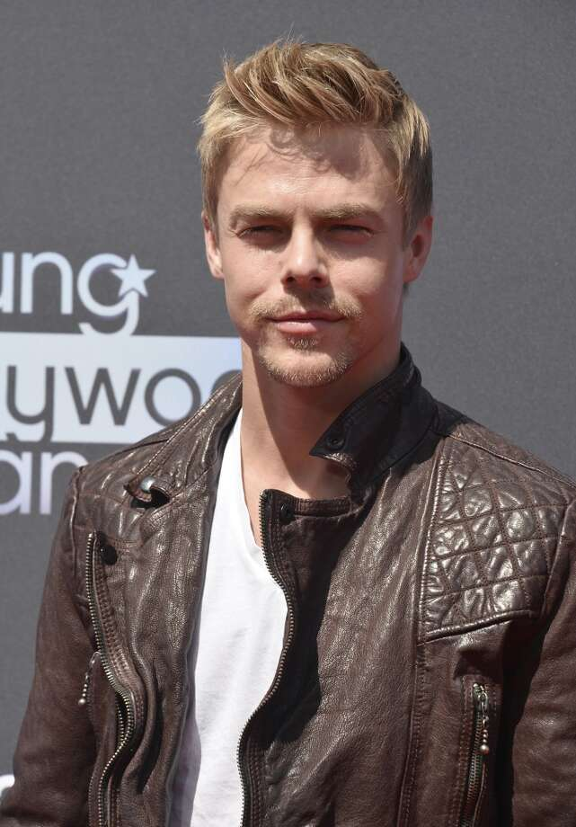 TV personality Derek Hough attends CW Network's 2013 Young Hollywood Awards presented by Crest 3D White and SodaStream held at The Broad Stage on August 1, 2013 in Santa Monica, California.  (Photo by Frazer Harrison/Getty Images) Photo: Frazer Harrison, Getty Images