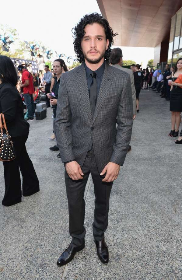 Actor Kit Harington attends CW Network's 2013 Young Hollywood Awards presented by Crest 3D White and SodaStream held at The Broad Stage on August 1, 2013 in Santa Monica, California.  (Photo by Alberto E. Rodriguez/Getty Images for PMC) Photo: Alberto E. Rodriguez