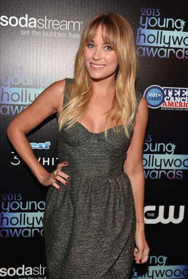 Television personality and fashion designer Lauren Conrad attends the CW Network's 2013 Young Hollywood Awards presented by Crest 3D White and SodaStream held at The Broad Stage on August 1, 2013 in Santa Monica, California.  (Photo by Alberto E. Rodriguez/Getty Images for PMC) Photo: Alberto E. Rodriguez