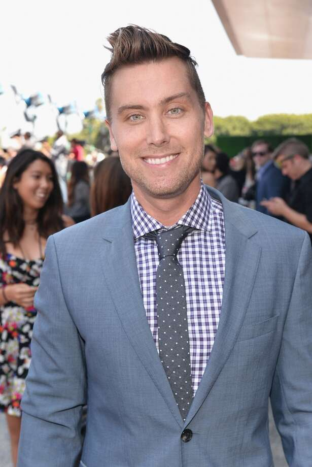 Host Lance Bass attends CW Network's 2013 Young Hollywood Awards presented by Crest 3D White and SodaStream held at The Broad Stage on August 1, 2013 in Santa Monica, California.  (Photo by Alberto E. Rodriguez/Getty Images for PMC) Photo: Alberto E. Rodriguez