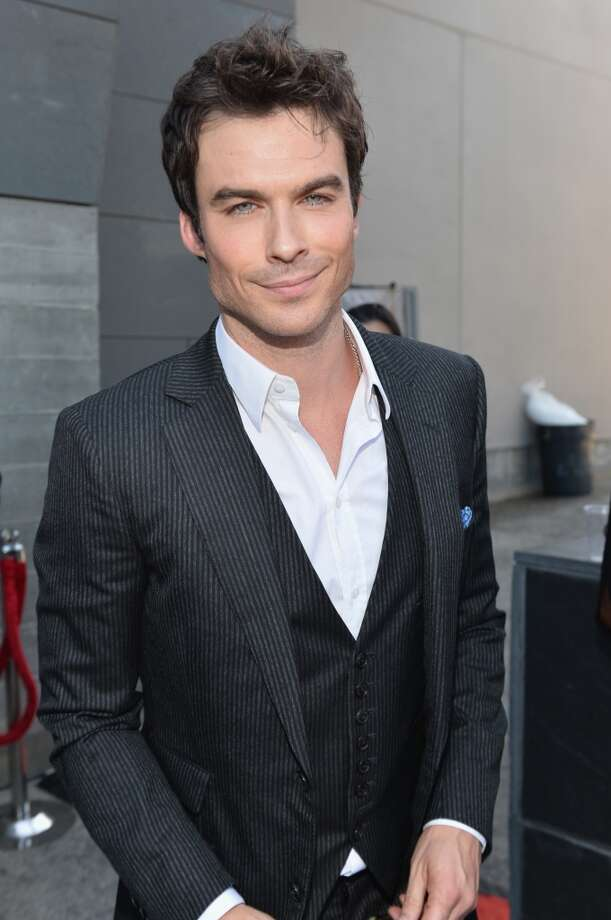 Actor Ian Somerhalder attends CW Network's 2013 Young Hollywood Awards presented by Crest 3D White and SodaStream held at The Broad Stage on August 1, 2013 in Santa Monica, California.  (Photo by Alberto E. Rodriguez/Getty Images for PMC) Photo: Alberto E. Rodriguez