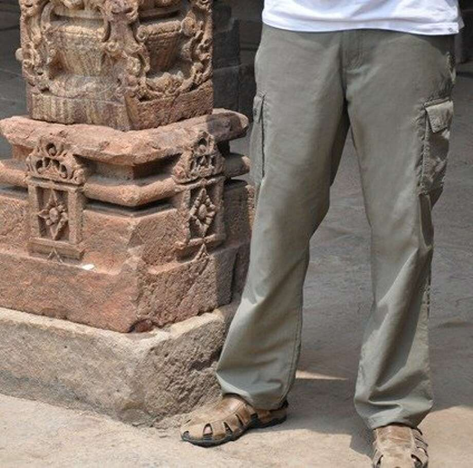 P-cubed Adventure Traveler Pants Photo: Clothing Arts