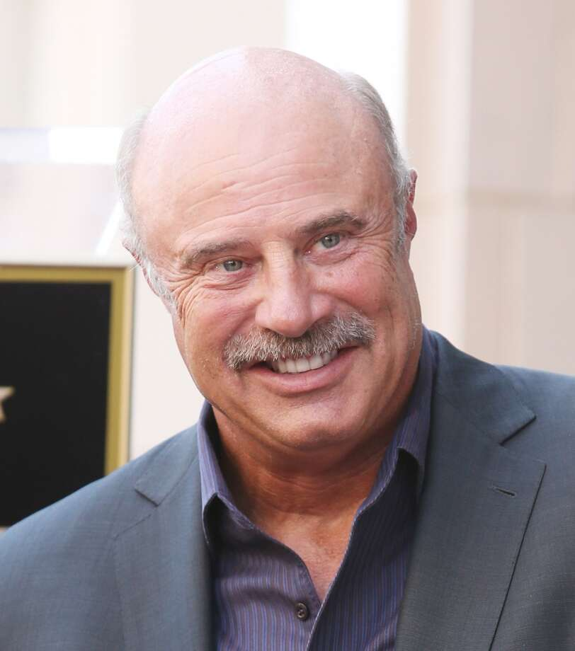 HOLLYWOOD, CA - MAY 13:  Dr. Phil McGraw attends the ceremony honoring Steve Harvey with a Star on The Hollywood Walk of Fame held on May 13, 2013 in Hollywood, California.  (Photo by Michael Tran/FilmMagic) Photo: Michael Tran, FilmMagic