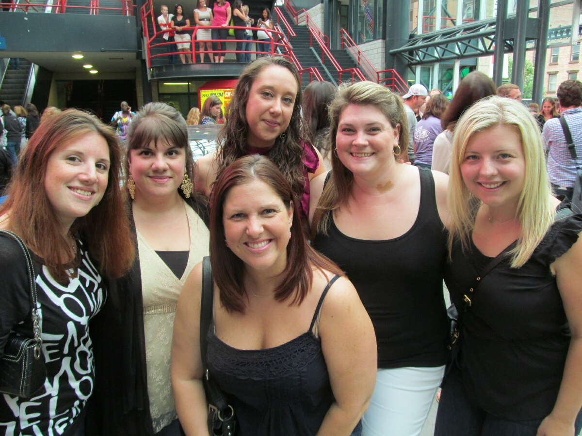 Were you Seen at the Package Tour at the Times Union Center in Albany on Thursday, August 1, 2013?