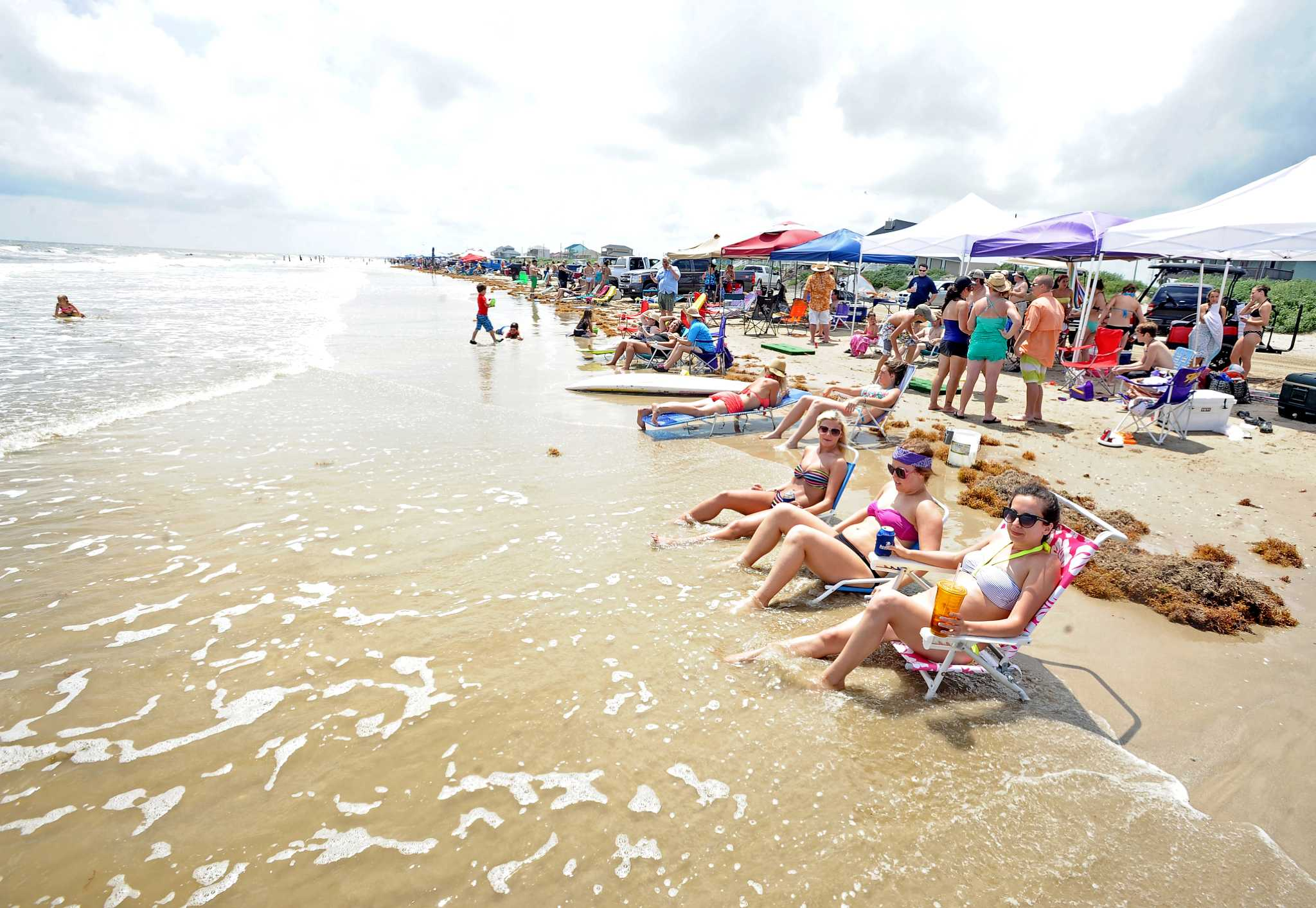 Port Bolivar Beach The Best Beaches In World