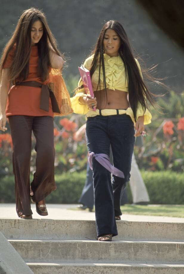 Southern California high school students in 1969 Photo: Arthur Schatz, Time & Life Pictures/Getty Image