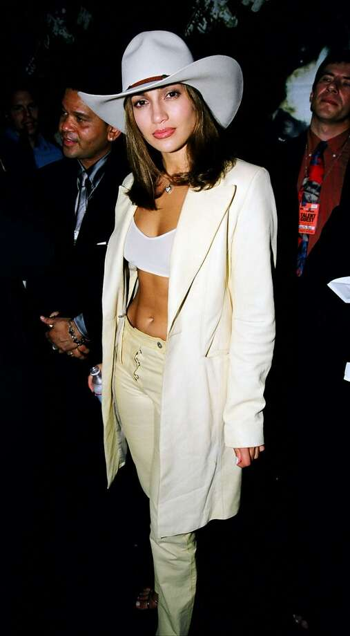 Jennifer Lopez in 1998 Photo: Jeff Kravitz, FilmMagic, Inc