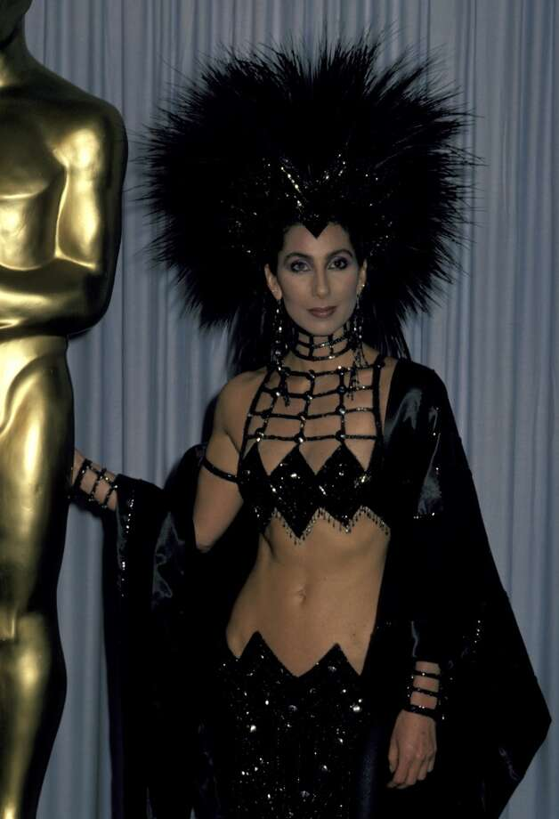 Cher in 1986 Photo: Jim Smeal, WireImage