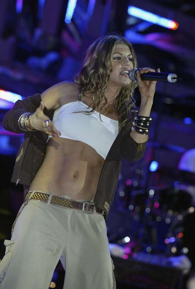 Fergie in 2004 Photo: Jo Hale, Getty Images