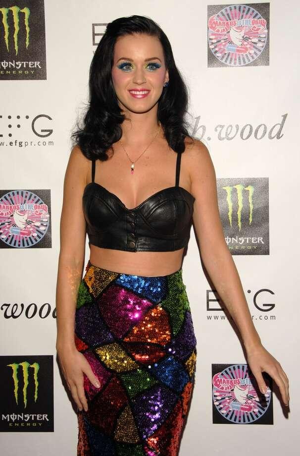 Katy Perry in 2009 Photo: Mark Sullivan, WireImage