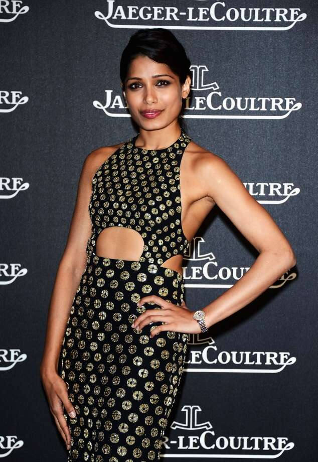 Freida Pinto in 2012 Photo: Venturelli, WireImage