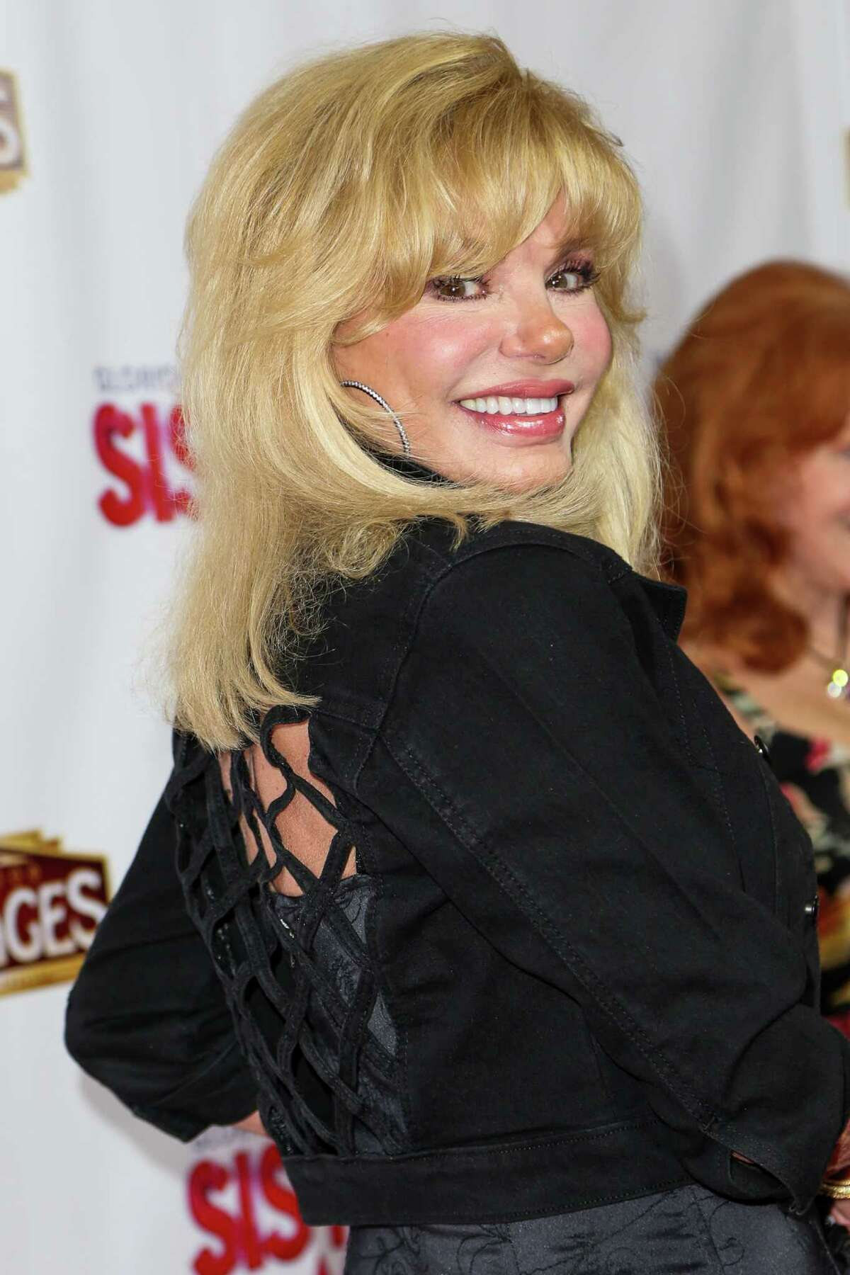 Actress Loni Anderson arrives at the