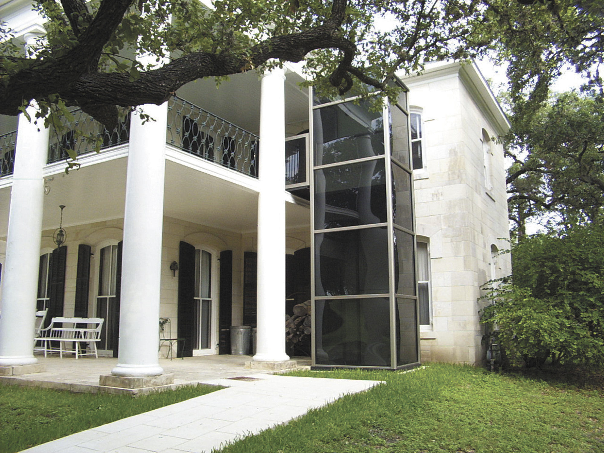 Beautiful Exterior Wheelchair Lifts Home | Architecture-Nice
