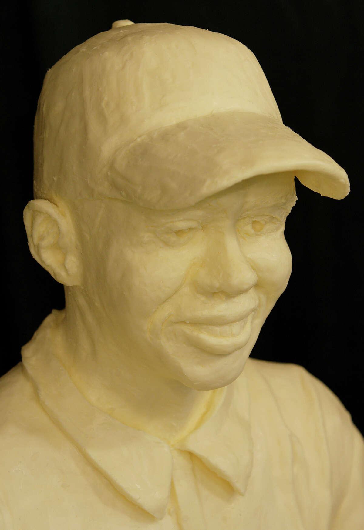 2005: Butter Tiger Woods